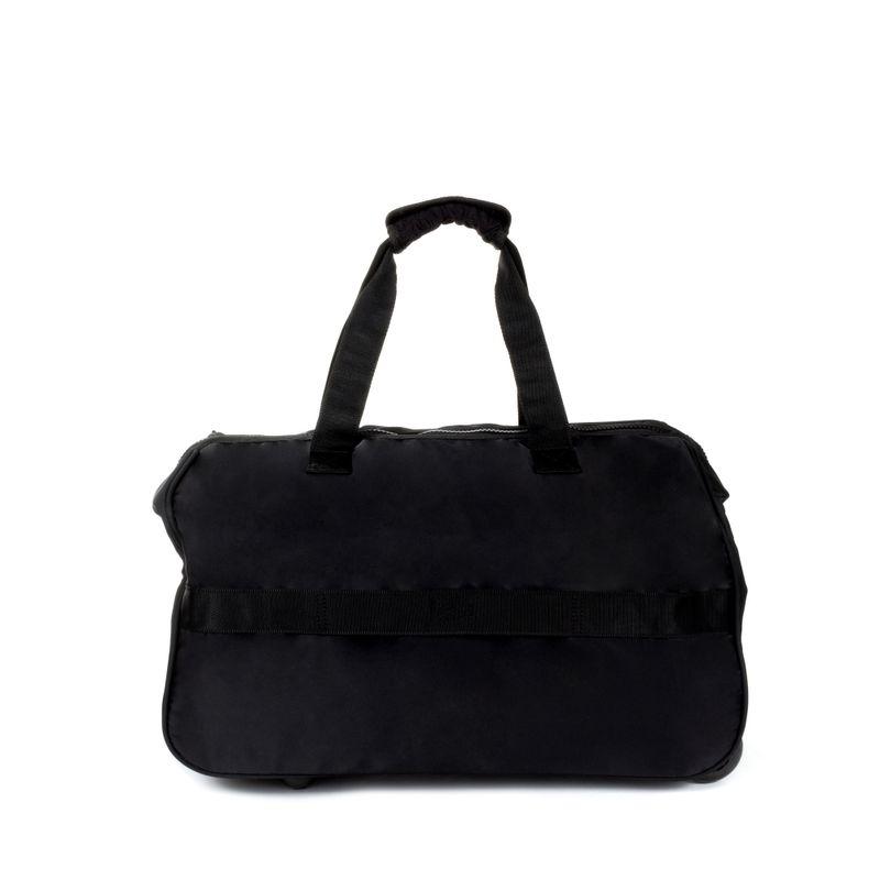 Duffle-bag-con-ruedas-color-negro-en-Color-Negro- -Cloe