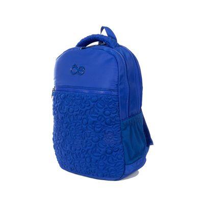 "Mochila Porta Laptop 16"" Color Azul Eléctrico"