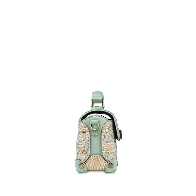 Bolsa-Briefcase-con-Tejido-de-Logo-en-Color-Menta- -Cloe