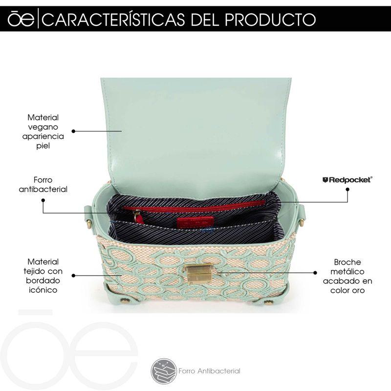 Bolsa-Briefcase-con-Tejido-de-Logo-en-Color-Amarillo- -Cloe