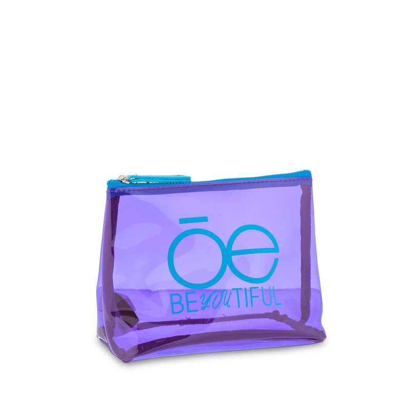 Cosmetiquera-Material-Transparente-en-Color-Morado-|-Cloe
