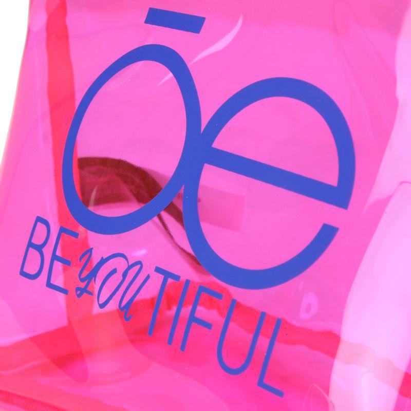 Cosmetiquera-Material-Transparente-en-Color-Rosa-|-Cloe