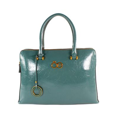 "Bolsa Porta Laptop 15"" Color Verde"