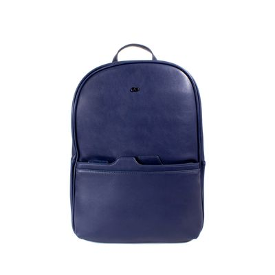 "Backpack Cloe Uomo Porta Laptop 14"" Azul"