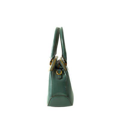 Bolsa Satchel Chica Color Verde