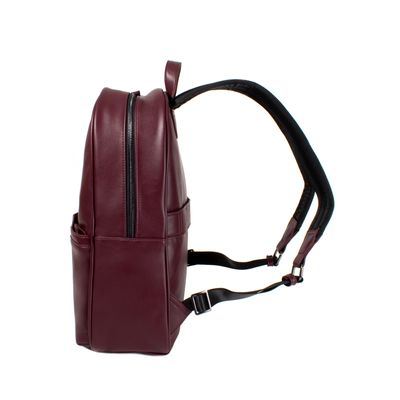 "Backpack Cloe Uomo Porta Laptop 14"" Tinto"