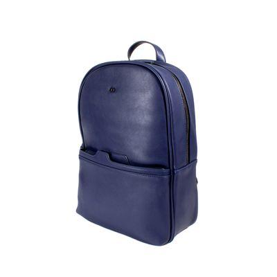 "Backpack Cloe Uomo Porta Laptop 14"" Azul"