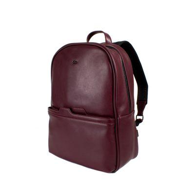 "Backpack Cloe Uomo Porta Laptop 14"" Tinto"