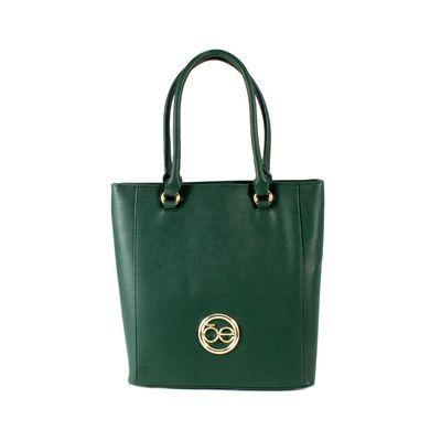 Bolsa Tote Color Verde