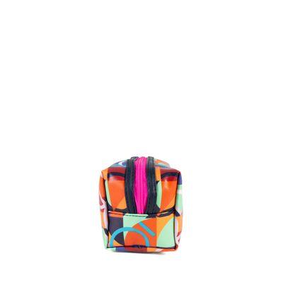 Cosmetiquera Chica Multicolor