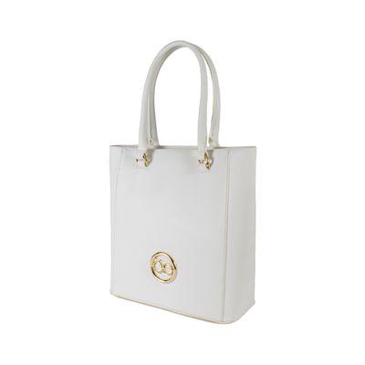 Bolsa Tote Color Blanco