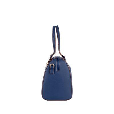 Bolsa Bowling Grande Color Azul