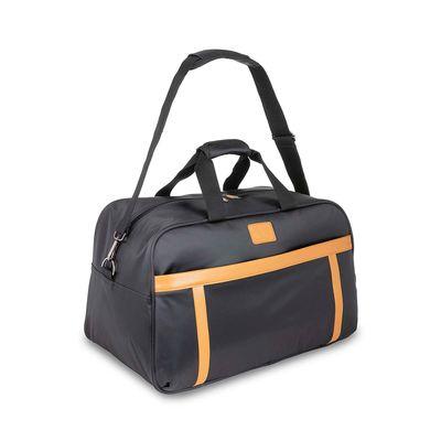 Duffle Bag Luxury en Color Negro