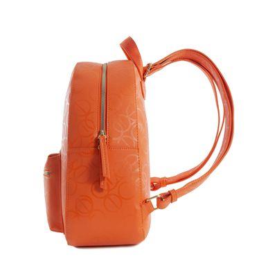 Mochila Grande Color Naranja