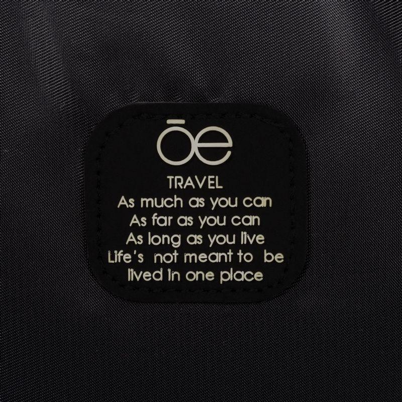 Candado-TSA-con-Llave-en-Color-Negro-|-Cloe