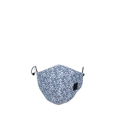 Cubrebocas con Textil Inteligente Color Azul