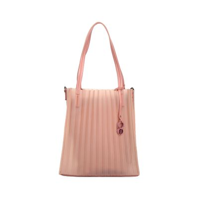 Bolsa Tote 2-en-1 Color Rosa