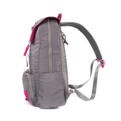 Mochila Porta Laptop 14 Pulgadas Cloe Girls Con Broche Al Frente Y Bolsillo Laterales