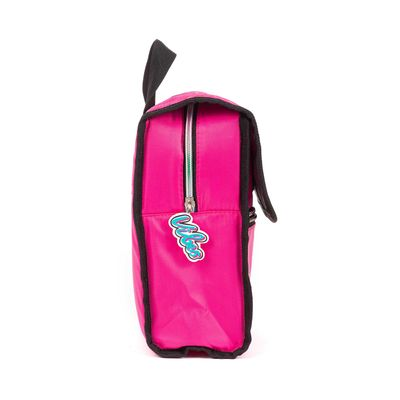 Lonchera Cloe Girls Rosa Con Diseño De Estrellas