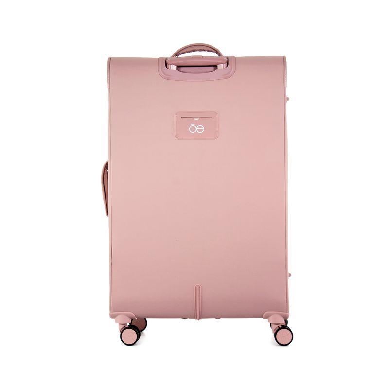Maleta-Expandible-Grande-28--Color-Gris-en-Color-Rosa- -Cloe