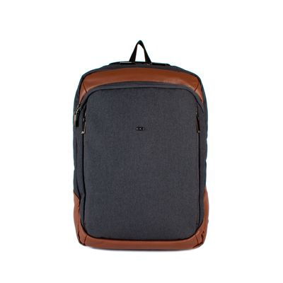 Backpack Porta Laptop Cloe Uomo Color Café