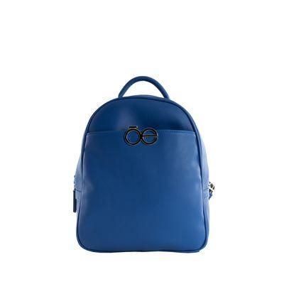 Mochila Clásica Color Azul Eléctrico