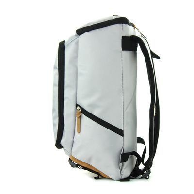Backpack Gris Cloe Sport Porta Laptop 14""