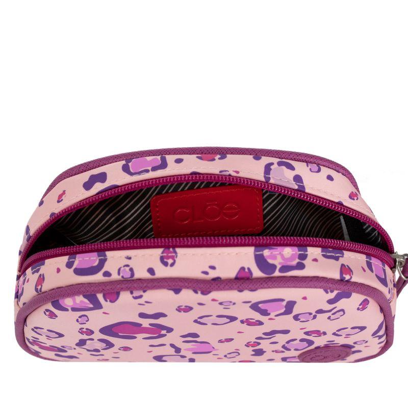 Cosmetiquera-Estampado-Animal-Skin-Color-Magenta-en-Color-Magenta-|-Cloe