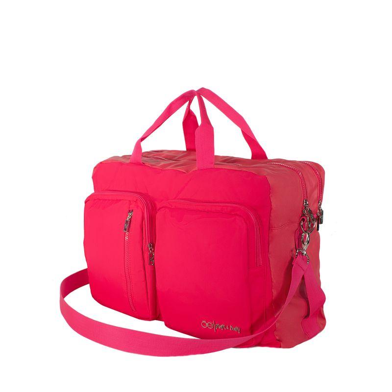 Pañalera-Cloe-Mom---Baby-en-color-Rosa-en-Color-Rosa-|-Cloe