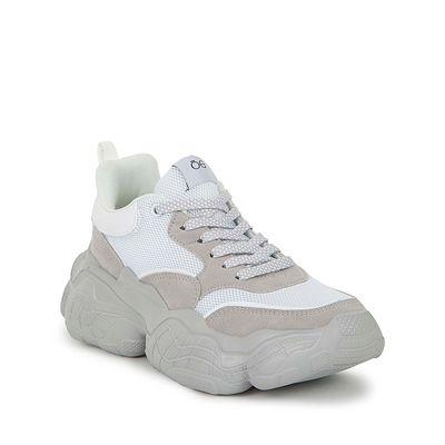 Tenis Chunky color Blanco