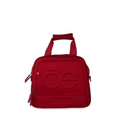 Neceser Clásico color Rojo