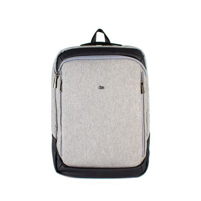 Backpack Porta Laptop Cloe Uomo Color Gris