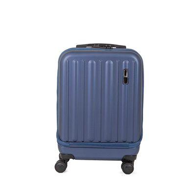 """Maleta chica 20"""" de Cabina Porta Laptop color Azul Marino"""