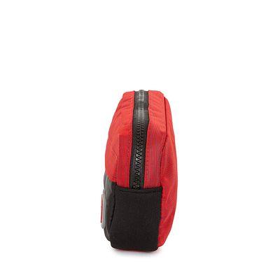Porta Lápiz Textil color Rojo