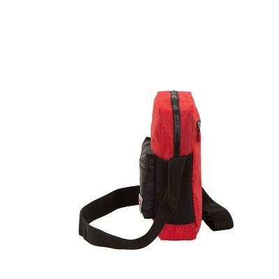 """Porta Tablet (11"""") Textil color Rojo"""
