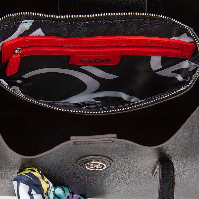 Bolsa-Satchel-con-Mascada-Decorativa-color-Negro-en-Color-Negro-|-Cloe