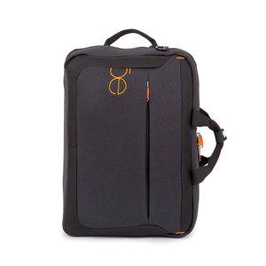 "Mochila Porta Laptop (15"") 2-en-1 color Negro"