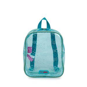 Mochila para Niñas Mica con Glitter color Azul